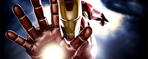 Iron Man: Comic Book Inspired Artwork