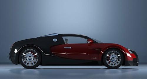 Bugatti by Jean-Charles Schaeffert
