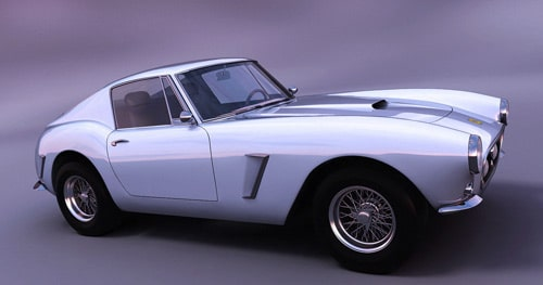 ferrari 250 GT in 3ds Max 8 by Sean Dunderdale