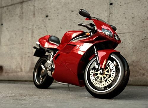 motorbike by Razvan Maftei
