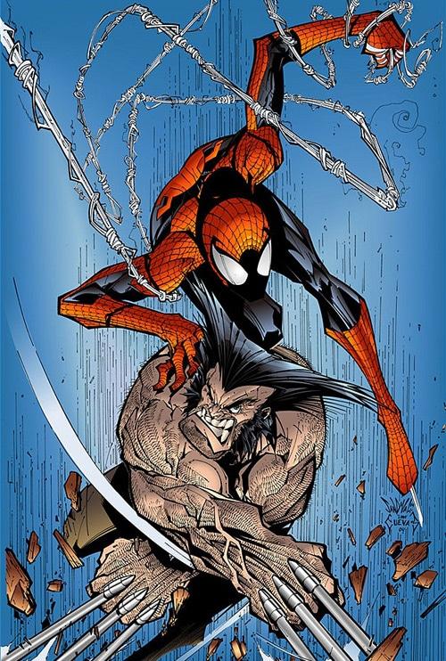 Wolverine X Spiderman, Diego Alberto Eis (2D)