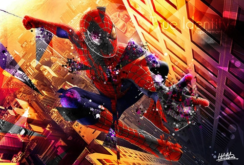 Spider Man: True Identity by Hassan Loukal