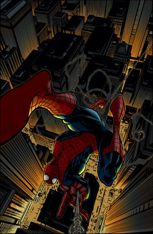 MA Spider-Man 44 Cover by =ChrisShields