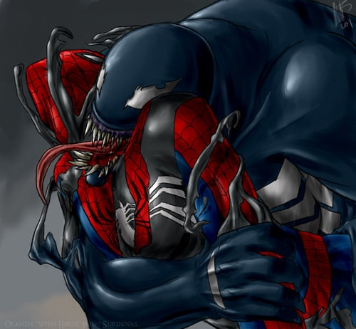 "Spider-man - ""Symbiote Song"" by ~wynahiros"