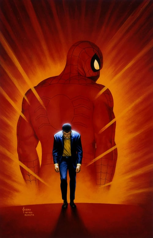 SPIDER-MAN, NO MORE by *JoeJusko