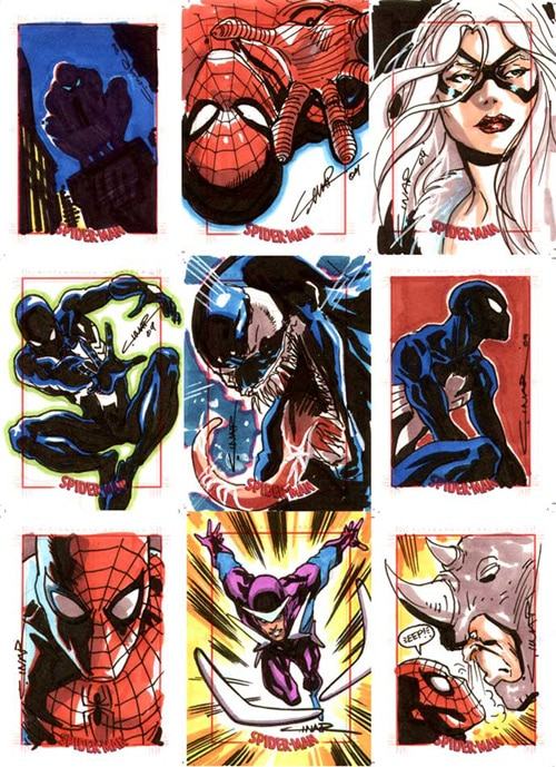 Spider-Man Archives 02 by *Cinar