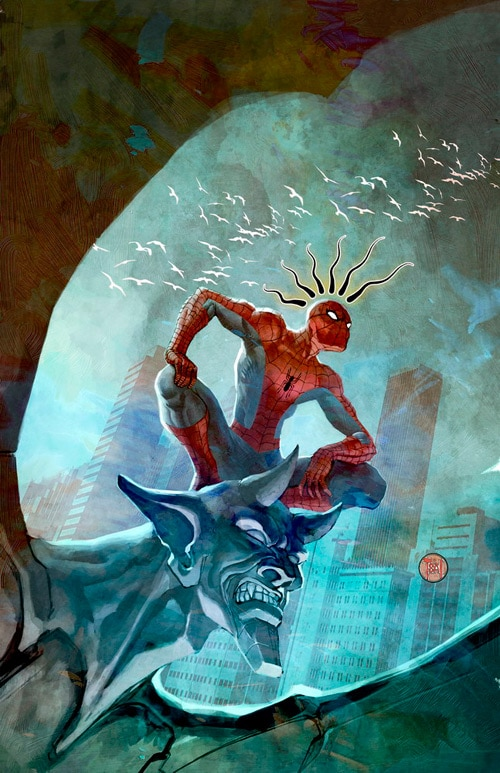 MA spider-man issue 48 by =francis001