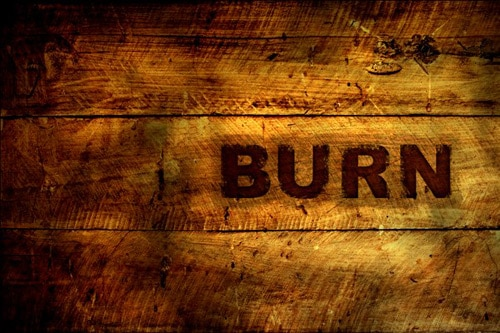 Burnt Wood Text Effect – Photoshop Tutorial