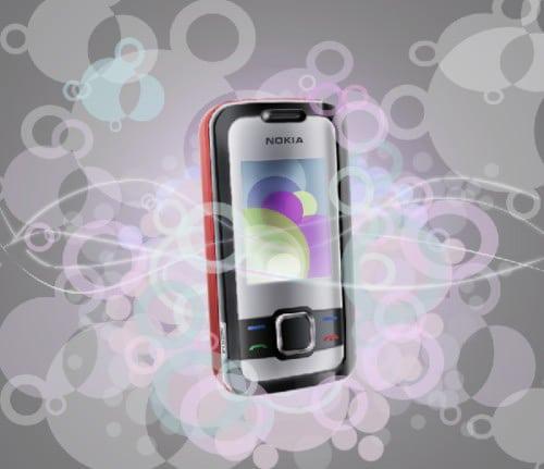 Create a Nokia Splash Poster in Photoshop