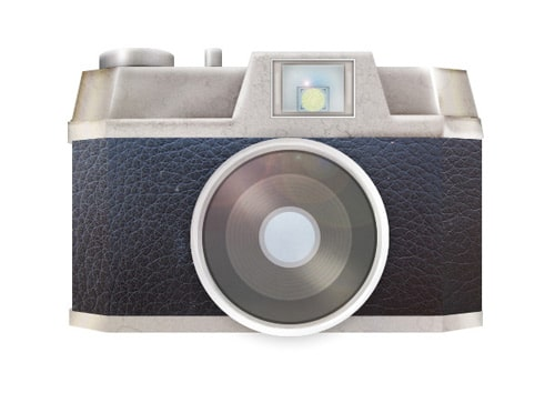 How To Create A Vintage Camera in Photoshop