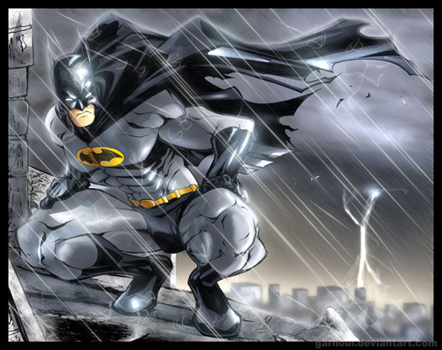 BATMAN by Garhoul