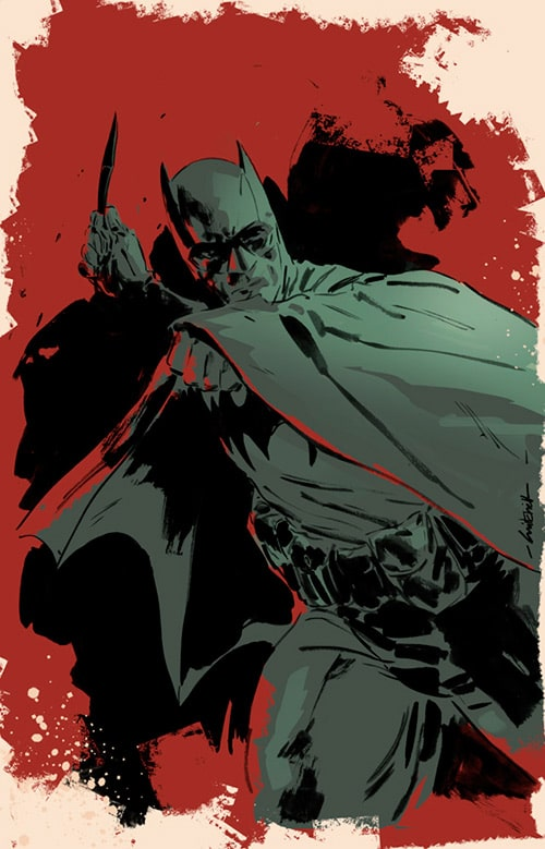 Batman Twart by mbreitweiser