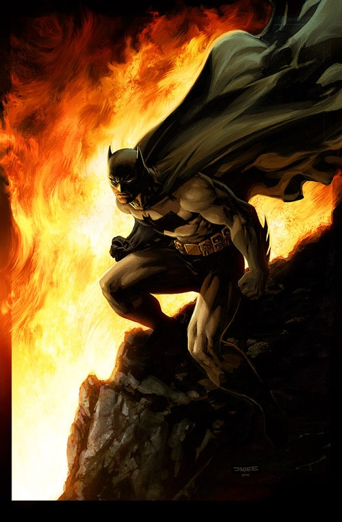 Batman- Inferno by JPRart