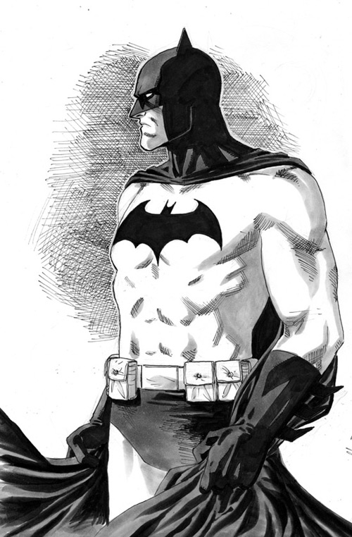 Batman by ReillyBrown