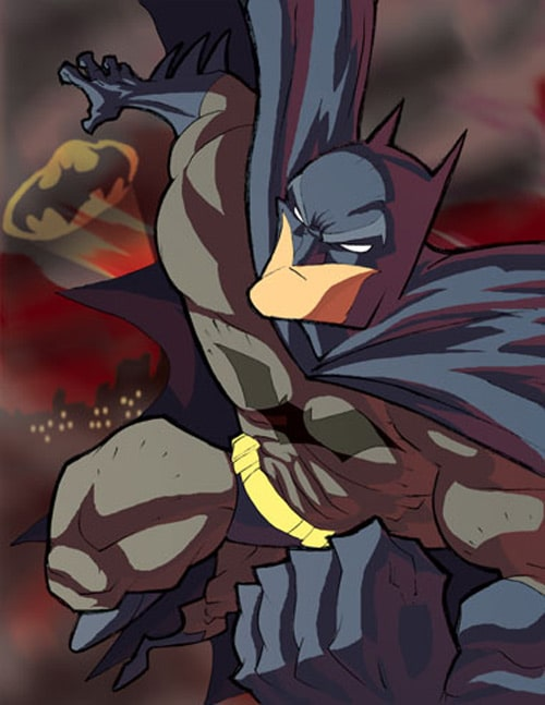Batman by theFranchize