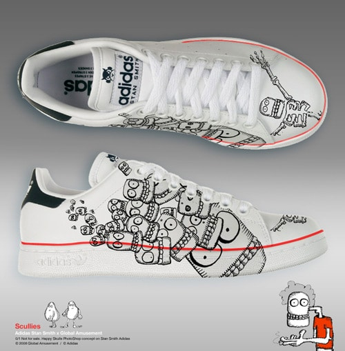 Adidas Stan Smith concepts