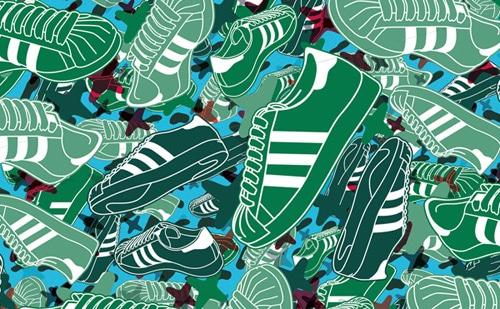 adidas Pattern