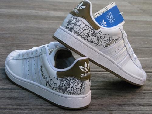 Customized Adidas Superstar