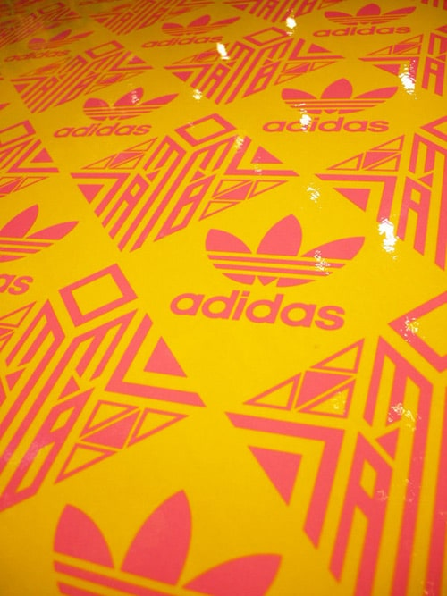 Momorobo x Adidas MOTW