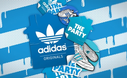 adidas House Party Unrated
