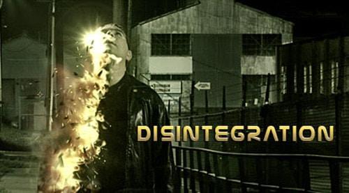 Disintegration - Build a furious procedural Disintegration effect in AE