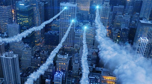 Smoke Trails - Create realistic smoke trails with Particular particles