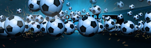 Particular Bounce - Emit lots of footballs and make them bounce in After Effects