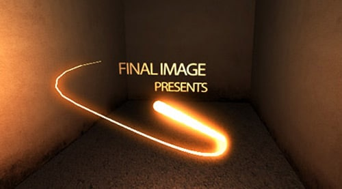 3D Stroke Effect - Animate a thin particle system in 3D space