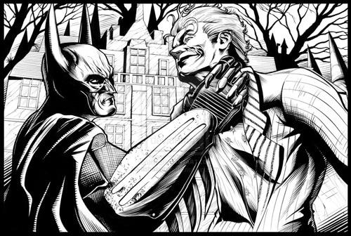 batman arkham asylum by ashasylum