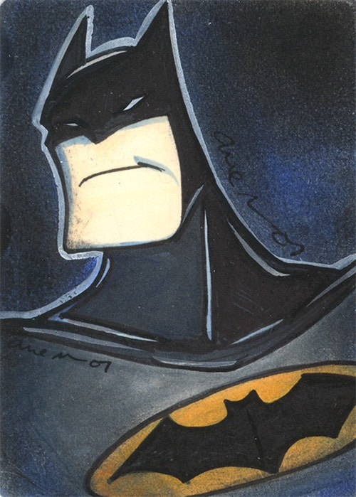 batman by mainasha