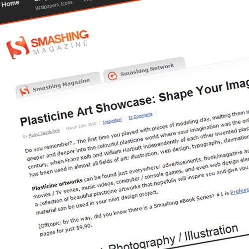 Plasticine Art Showcase: Shape Your Imagination