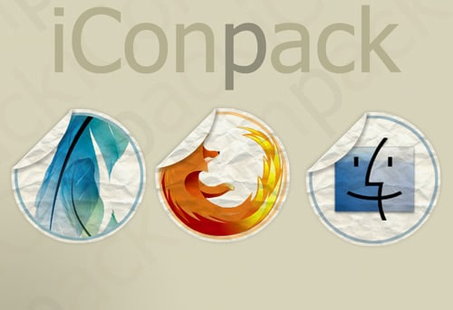 iConPack - now with psd by 7UR on deviantART