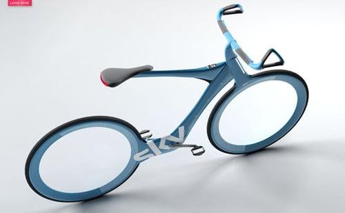 Chris Boardman's Future Bike