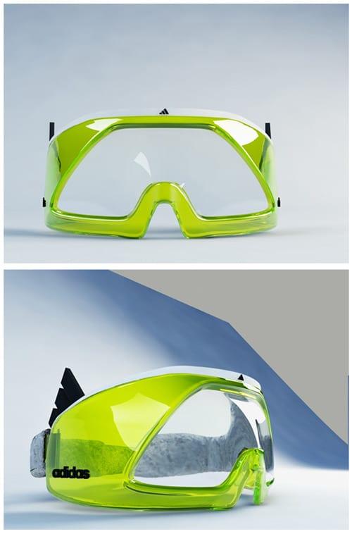 glass eyewear