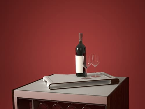 Wine Interactive Cellar