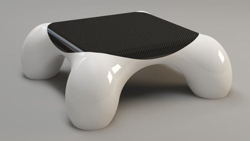 EGO coffee table