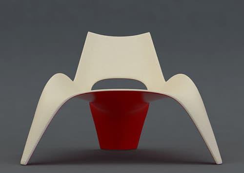 Plane Lounge chair