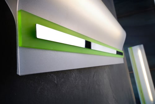 InFoglio Lamp