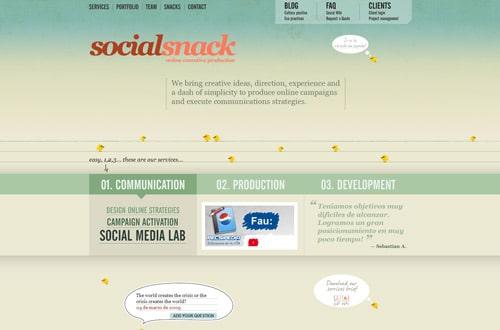 socialsnack.com
