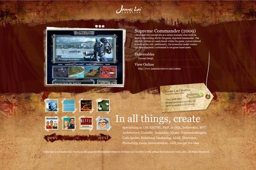 jameslaicreative.com