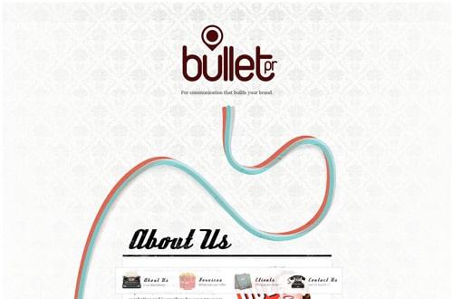 www.bulletpr.co.uk