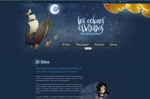 www.loscoloresolvidados.com