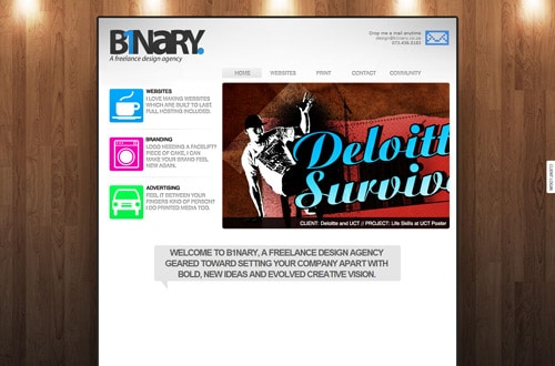 www.b1nary.co.za