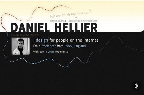 danielhellier.com