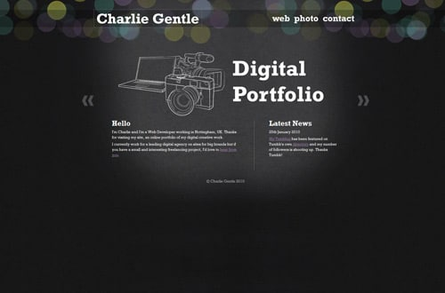 www.charliegentle.co.uk