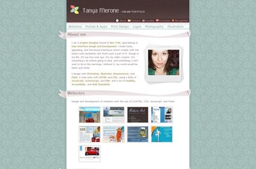 tanyamerone.com