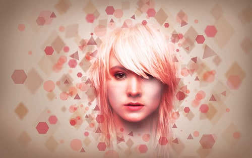 How to create Pink Lady Photo Manipulation in Photoshop