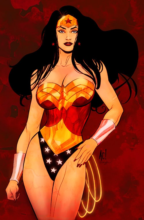 Wonder Woman 2 by Justice41 by northchavis