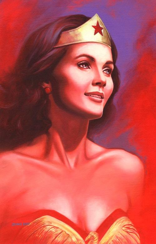 Wonder Woman_Lynda Carter 2 by DennisBudd