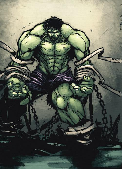 nefars Hulk  by dcjosh